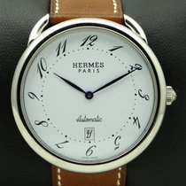 Hermès Arceau TGM, Stainless Steel, full set