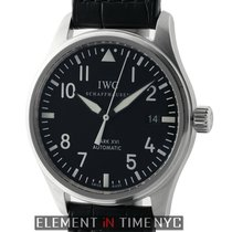 IWC Pilot Mark XVI Stainless Steel 39mm Black Dial  Ref....