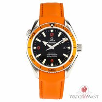 Omega Seamaster Planet Ocean 600M Co-Axial