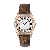 Cartier Tortue Manual Mens Watch Ref WA503951