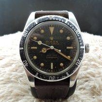 勞力士 (Rolex) SUBMARINER 6536/1 Original Gilt Dial Orange...