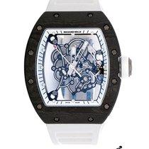 Richard Mille RM055 Bubba Watson White Legend