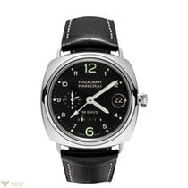 Panerai Radiomir 10 Days GMT Leather 18k White Gold Men's...