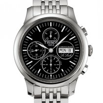 Tissot T-Classic Le Locle Day-Date Chronograph