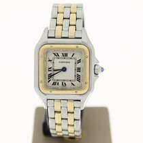 Cartier Panthere Two O Tone Steel/Gold (BOX2001) 22mm