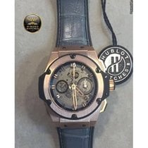 Hublot - KING POWER ROSE GOLD NEW MODEL LIMITED Ref. 701.OX.01...