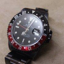 勞力士 (Rolex) GMT-Master - Coke - BLACK PVD - Watch + Service...
