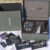 Police Tripod Multifunzione Special Box Catena Con Fischietto...