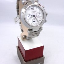 Cartier Pasha C Chronograph Automatic 35mm Stainless Steel...
