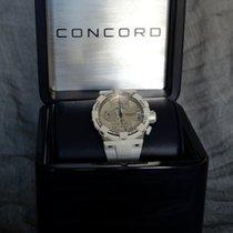 Concord C1 Pure Chronograph - con diamanti