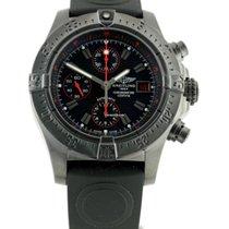 Breitling Avenger Blacksteel Code Red M133802C / BC73