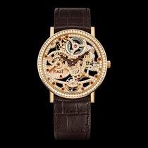 Piaget Altiplano Skeleton Rose Gold & Diamonds 38 mm