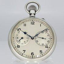 A. Lange & Söhne Beobachtungsuhr II. Weltkrieg Silber Uhr...