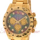 Rolex Cosmograph Daytona, Dark Mother of Pearl Dial - Yellow...