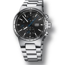 Oris Williams Chronograph NEU mit B+P