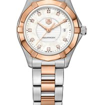 TAG Heuer Aquaracer Ladies Diamond Dial Watch