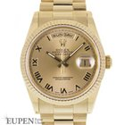 Rolex Oyster Perpetual Day Date Ref 118238