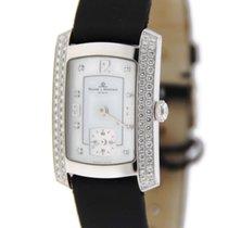 Baume & Mercier Hampton Milleis Diamond 18K White Gold
