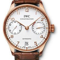 IWC Portuguese Automatic - Red Gold IW500113