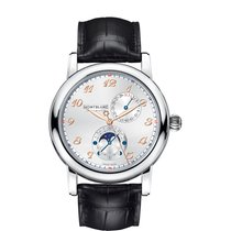 Montblanc Star Traditional Twin Moonphase Automatic Mens Watch
