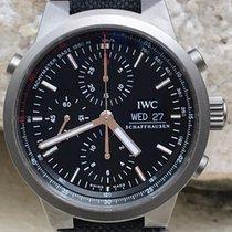 IWC GST Chrono Rattrapante Jan Ulrich 3715.37 Limited Edition