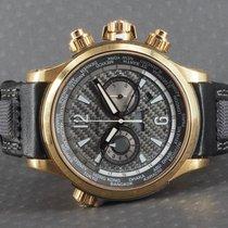 Jaeger-LeCoultre Master World Chronograph 18K