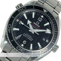 Omega Seamaster Planet Ocean Stahl 23230422101004