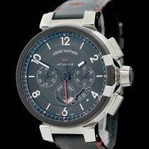 Louis Vuitton Tambour - Evolution - Chronograph GMT - Ref.:...