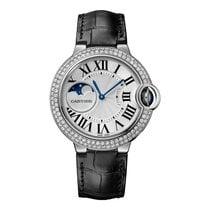 Cartier Ballon Bleu Automatic Ladies Watch Ref WJBB0028