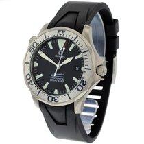 Omega Seamaster Professional Titanium