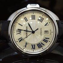 Cartier 2015 Cle De Cartier, 18ct White Gold, Auto, Like New,...