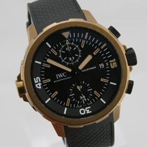 IWC Aquatimer Chrono Edition Expedition Charles Darwin Bronze