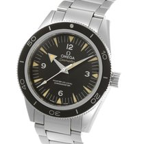 Omega Seamaster 300 Master Co-Axial Stainless Steel 41MM