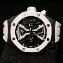 愛彼 (Audemars Piguet) Royal Oak Concept GMT Tourbillon White...