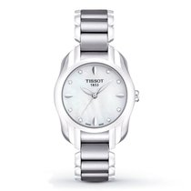 Tissot Ladies T0232101111600 T-Lady T-Wave Watch