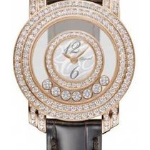 Chopard Happy Diamonds Mother of Pearl Dial Ladies Watch