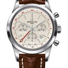 Breitling Transocean Cronograph GMT