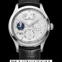 Jaeger-LeCoultre Master Eight Days Perpetual Calendar Silver...