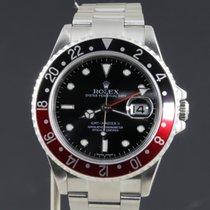 Rolex GMT-Master II 16710 Stick Dial Z-series