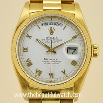 Rolex Day-Date Tiffany