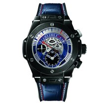 Hublot [NEW]Big Bang Unico Ceramic Chronograph Retrograde EURO...