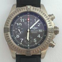 Breitling Super Avenger Chronograph Titanium 44mm