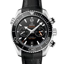 Omega Planet Ocean 600M Omega Co-Axial Master Chronometer...