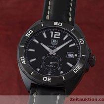 TAG Heuer Formula 1 Full Black Calibre 6 Automatik Herrenuhr...