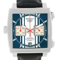TAG Heuer Monaco Mcqueen Chronograph Limited Edition Watch...