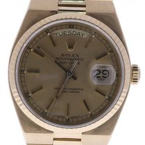 Rolex Day-date Swiss-quartz Mens Watch 19018