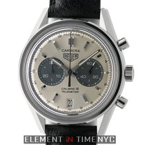 TAG Heuer Carrera Calibre 18 Chronograph 2015 Re-Edition 39mm...