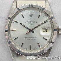 Rolex Vintage Date 1501 quadrante argento full set