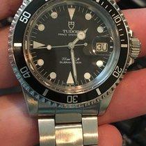 Tudor Vintage Submariner 76100 Acrylic Crystal 9315 Fliplock Band