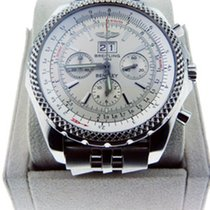 Breitling Bentley A44362 Stainless Steel Mens Watch